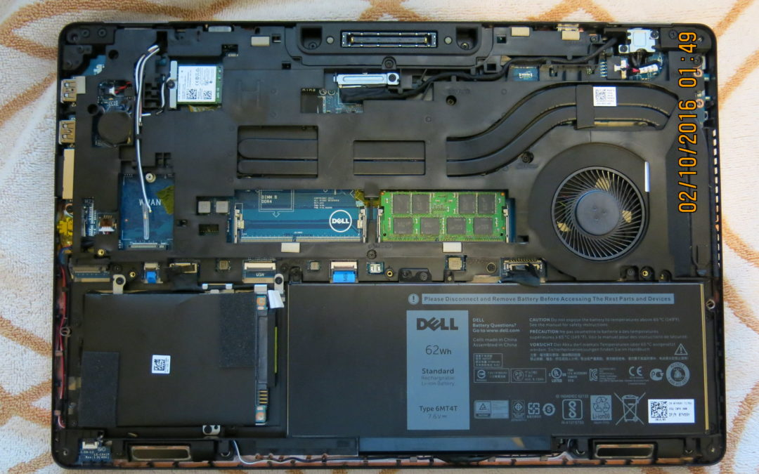 """BOOTMGR is missing"" on Dell Laptop 